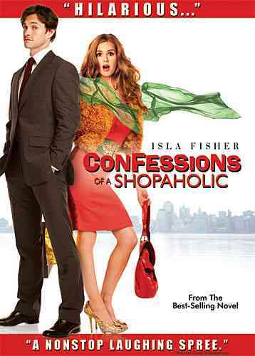 CONFESSIONS OF A SHOPAHOLIC BY FISHER,ISLA (DVD)