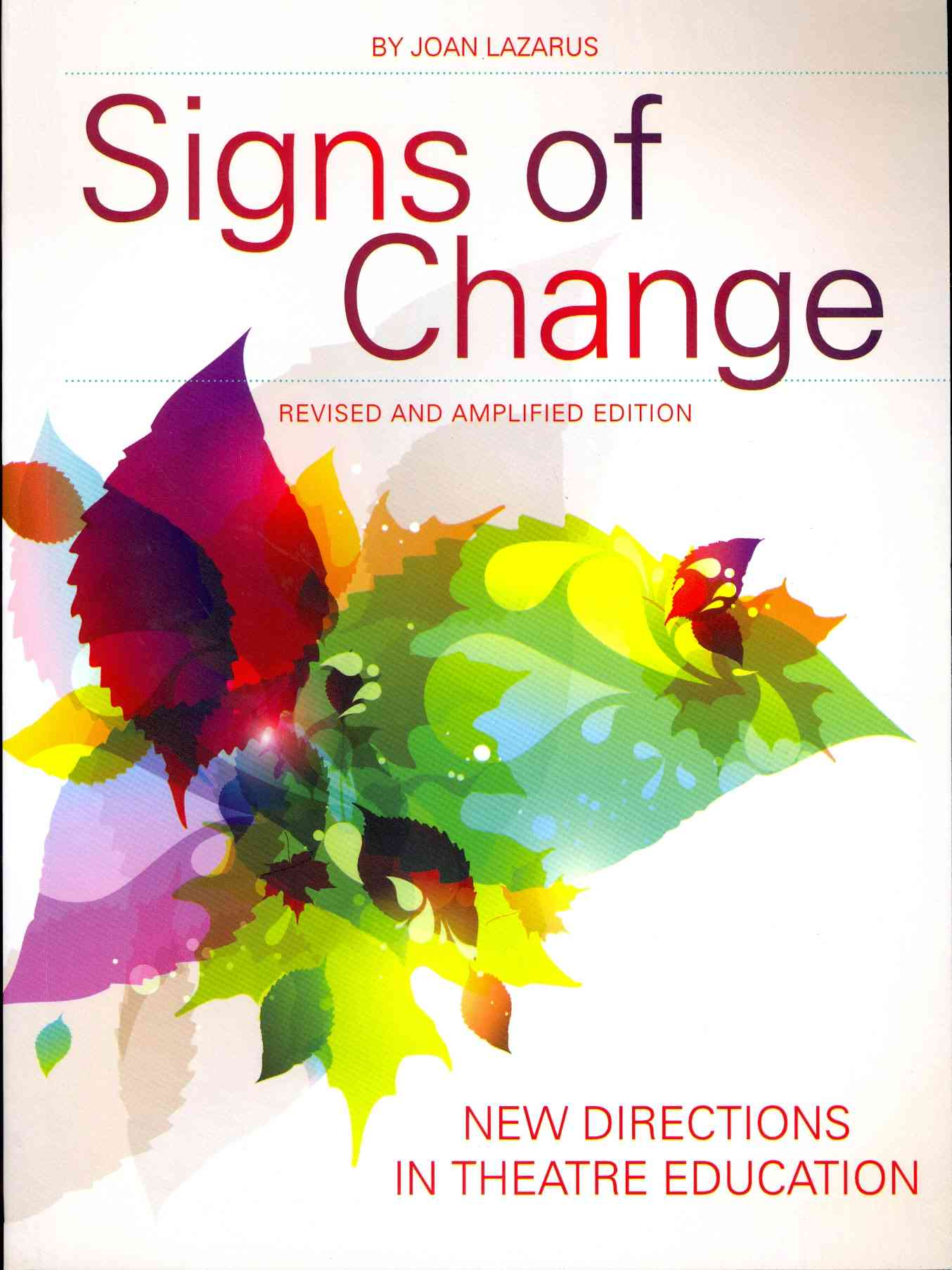 Signs of Change By Lazarus, Joan